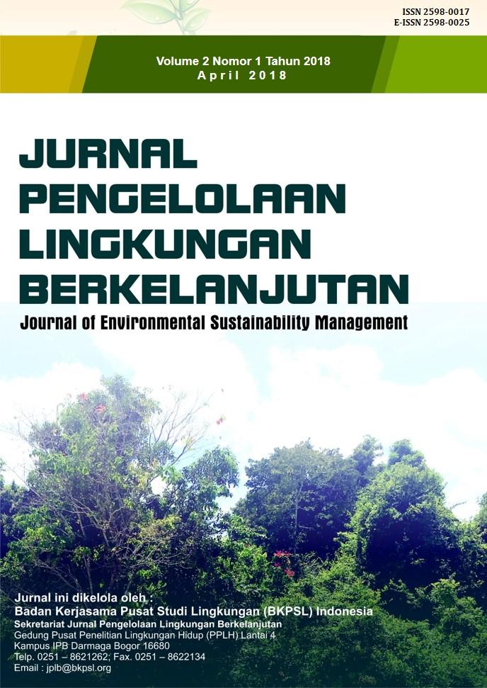 JPLB, Vol 2, No 1 (2018)